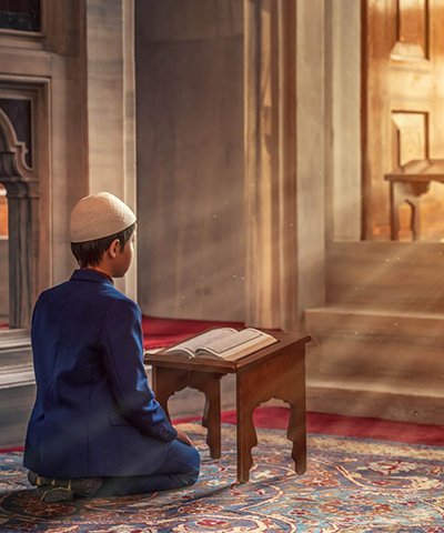 kid-Quran-reading